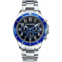 Mark Maddox Zegarek Męski hm0008-52. Niebieskie zegarki męskie Mark Maddox. W wyprzedaży za 289,00 zł.