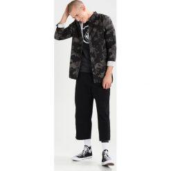 T-shirty męskie z nadrukiem: Volcom CIRCLE STONE Tshirt z nadrukiem heather black