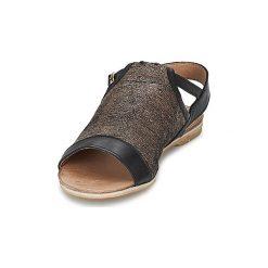 Sandały Coqueterra  CRAFT. Czarne sandały trekkingowe damskie Coqueterra. Za 307,30 zł.