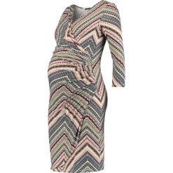 Sukienki hiszpanki: 9Fashion GRACE  Sukienka z dżerseju multicoloured