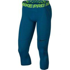 Odzież termoaktywna męska: spodnie termoaktywne męskie 3/4 NIKE PRO HYPERCOOL TIGHT / 828164-457 – 3/4 NIKE PRO HYPERCOOL TIGHT