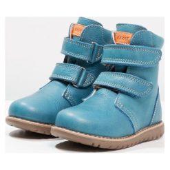 Kavat ASGAARD Śniegowce ocean blue. Niebieskie buty zimowe damskie Kavat, z gumy. W wyprzedaży za 246,95 zł.