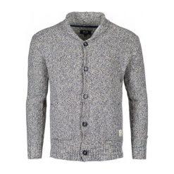 Swetry klasyczne męskie: Mustang Sweter Męski L Szary