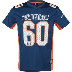 T-shirty męskie: NFL Denver Broncos T-Shirt niebieski