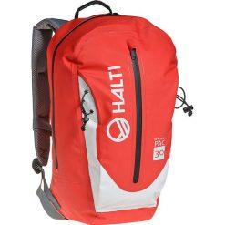 """Plecak """"Splash Zip 25"""" w kolorze czerwonym - 29 x 48 x 25 cm. Czerwone plecaki damskie Halti & Raiski, z tworzywa sztucznego. W wyprzedaży za 152,95 zł."""