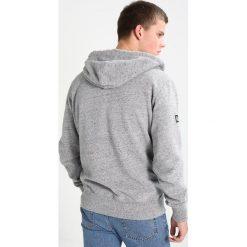 Superdry URBAN FLASH Bluza rozpinana urban grey grit. Pomarańczowe bluzy męskie rozpinane marki Superdry, l, z bawełny, z kapturem. Za 389,00 zł.