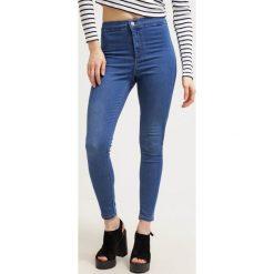 Boyfriendy damskie: Topshop Petite JONI Jeans Skinny Fit middenim