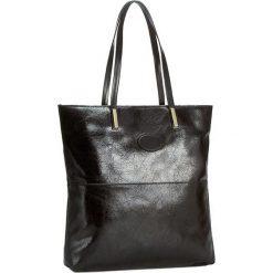 Torebka CREOLE - RBI10128 Czarny. Czarne torebki klasyczne damskie Creole, ze skóry. W wyprzedaży za 179,00 zł.