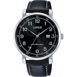 Zegarek Lorus Zegarek Męski Lorus RH927JX9 Klasyczny. Czarne zegarki męskie Lorus. Za 232,99 zł.