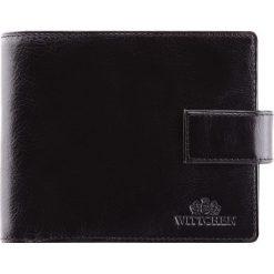 Portfel 21-1-216-1. Czarne portfele męskie Wittchen. Za 329,00 zł.