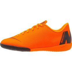 Nike Performance VAPORX 12 ACADEMY IC Halówki total orange/black. Brązowe buty skate męskie Nike Performance, z gumy. Za 229,00 zł.