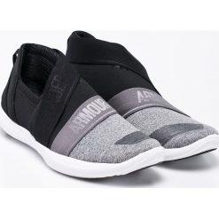 Under Armour - Buty Street Precision Slip On. Szare buty sportowe męskie Under Armour, z materiału. W wyprzedaży za 249,90 zł.