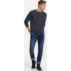 Bluzy męskie: BLUZA NIEROZPINANA MĘSKA