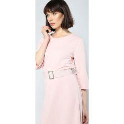 Sukienki: Różowa Sukienka Your Choice
