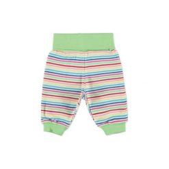 Spodnie niemowlęce: pink or blue Spodnie kolorowe
