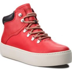 Sneakersy VAGABOND - Jessie 4624-101-40 Red. Czerwone sneakersy damskie marki Vagabond, ze skóry. Za 499,00 zł.