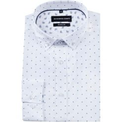 Koszula SIMONE KDWR000202. Czarne koszule męskie na spinki marki TOM TAILOR DENIM, l, z bawełny, button down, z długim rękawem. Za 149,00 zł.