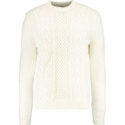 Swetry męskie: Zalando Essentials Sweter off white