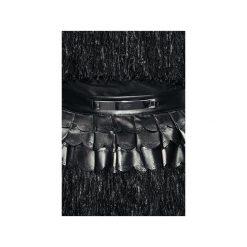 Minispódniczki: Spódnica z frędzelkami