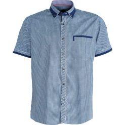 Jasnoniebieska Koszula Blackbird. Czarne koszule męskie na spinki marki Born2be, l, z aplikacjami, z dresówki. Za 54,99 zł.
