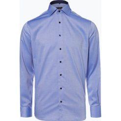 Eterna Modern Fit - Koszula męska niewymagająca prasowania, niebieski. Niebieskie koszule męskie non-iron Eterna Modern Fit, m, z tkaniny. Za 249,95 zł.