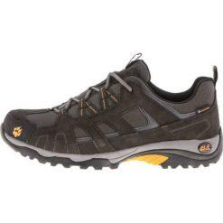 Jack Wolfskin VOJO HIKE TEXAPORE MEN Obuwie hikingowe grey. Szare buty sportowe męskie Jack Wolfskin, z materiału, outdoorowe. Za 389,00 zł.