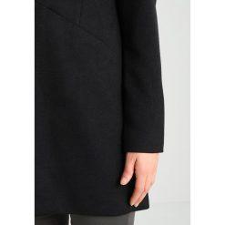 Płaszcze damskie pastelowe: Vero Moda VMLOUISA NEW OPEN  Krótki płaszcz black