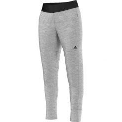 Adidas Spodnie Tappered Pant szare r. L (AJ6343). Szare spodnie sportowe damskie marki Adidas, l. Za 186,49 zł.