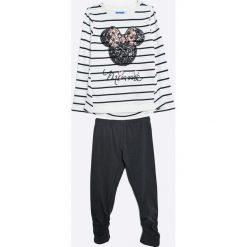 Spodnie dresowe dziewczęce: Blukids – Komplet dziecięcy Frozen 98-128 cm
