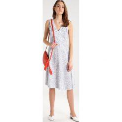 Sukienki hiszpanki: Loreak EKAINA Sukienka letnia navy