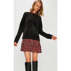 Broadway - Sweter. Szare swetry oversize damskie Broadway, l, z dzianiny. W wyprzedaży za 69,90 zł.