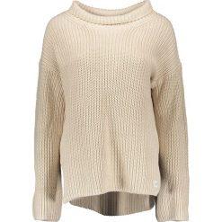 Odzież damska: Sweter w kolorze kremowym