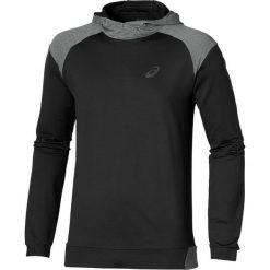 Bejsbolówki męskie: Asics Bluza męska Thermopolis Hoodie czarna r. L (134065-0904)