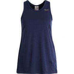 Head Koszulka sportowa blue. Niebieskie t-shirty damskie Head, s, z poliesteru. W wyprzedaży za 160,30 zł.