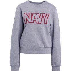 Jil Sander Navy Bluza light grey. Szare bluzy rozpinane damskie Jil Sander Navy, xs, z bawełny. W wyprzedaży za 395,45 zł.