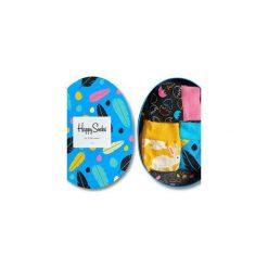Skarpetki męskie: Giftbox (3-pak) skarpetki Happy Socks XEAS08-9000