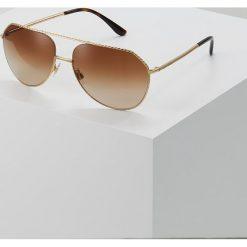 Dolce&Gabbana Okulary przeciwsłoneczne brown. Brązowe okulary przeciwsłoneczne damskie Dolce&Gabbana. Za 1069,00 zł.