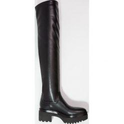 Janet Sport Muszkieterki clash mob black. Brązowe buty zimowe damskie marki Janet Sport, sportowe. W wyprzedaży za 735,20 zł.
