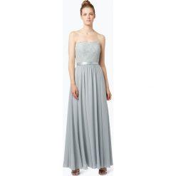 Sukienki: Laona – Damska sukienka wieczorowa, zielony