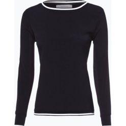 Apriori - Damska koszulka z długim rękawem – Coordinates, niebieski. Niebieskie bluzki sportowe damskie marki Apriori, l. Za 149,95 zł.