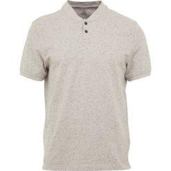 Club Monaco BAND COLLAR DONEGAL Tshirt basic grey. Szare koszulki polo Club Monaco, l, z bawełny. Za 379,00 zł.
