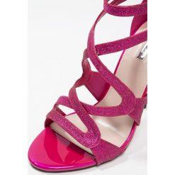 Rzymianki damskie: Carvela GROVE Sandały na obcasie pink