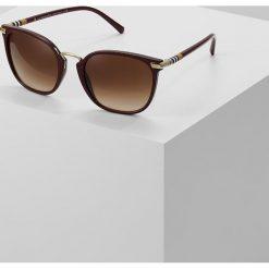 Burberry Okulary przeciwsłoneczne brown gradient. Brązowe okulary przeciwsłoneczne damskie aviatory Burberry. Za 819,00 zł.