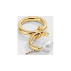 Kolczyki damskie: Maria Black CHRISSY EARRING Kolczyki goldcoloured