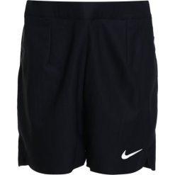 Nike Performance BOYS ACE SHORT Krótkie spodenki sportowe black/white. Czarne spodenki chłopięce Nike Performance, z materiału, sportowe. Za 159,00 zł.