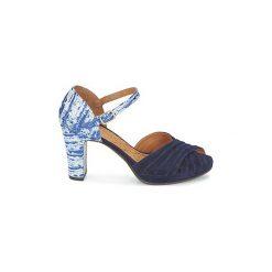 Sandały Chie Mihara  NANA. Niebieskie sandały trekkingowe damskie marki Chie Mihara. Za 943,20 zł.