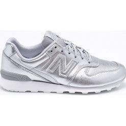 New Balance - Buty WR996SRS. Szare buty sportowe damskie New Balance, z materiału. Za 369,90 zł.