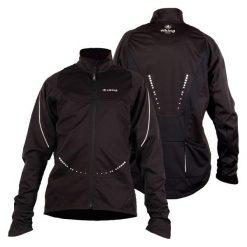 VIKING Kurtka rowerowa Racer czarna r. XL (7201033). Czarne kurtki męskie marki Viking, m. Za 239,00 zł.