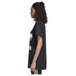 KOSZULKA ADIDAS ORIGINALS BIG LOGO CE2436. Czarne bluzki damskie Adidas. Za 129,00 zł.