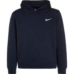 Nike Performance Bluza z kapturem obsidian/white. Niebieskie bluzy chłopięce rozpinane marki Nike Performance, m, z materiału. Za 139,00 zł.